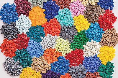 عرضه بیش از ۱۲ هزار تن مواد پلیمری و شیمیایی در بورس کالا